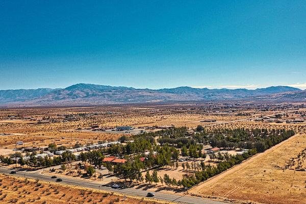Apple Valley, CA location
